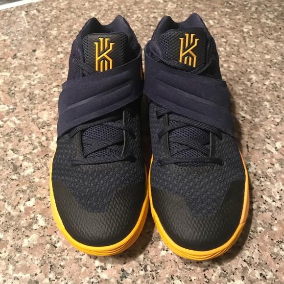 on sale feb0a 6033c Nike Kyrie 2 basketball shoes